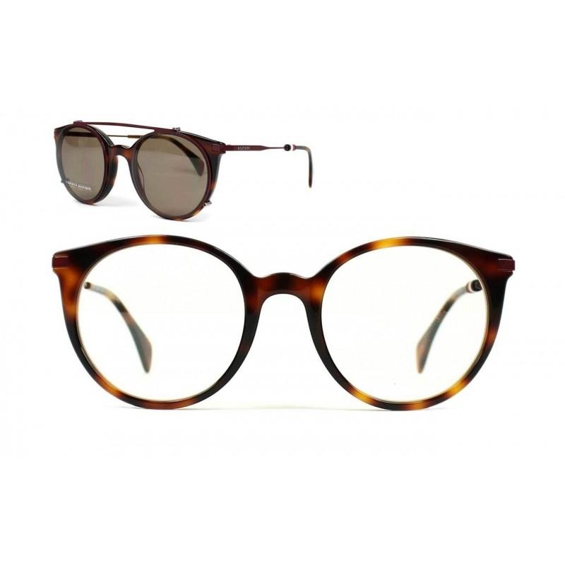 dd04132a47 Gafas Tommy Hilfiger Th 1475/C + Clip Solar - Optilens Óptica