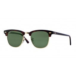 RAY-BAN CLUBMASTER RB3016 VERDE 51