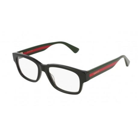 6a5ad79c6f Comprar Gafas Graduadas Gucci Gg 0343O Pasta Negra - Optilens Óptica