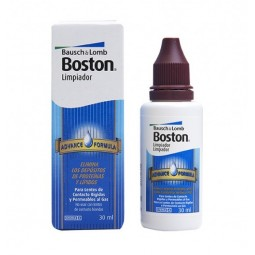 BOSTON LIMPIADOR (BAUSCH&LOMB)