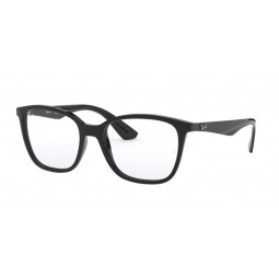 RAY-BAN RB 7066 2000 FLEXIBLE 52