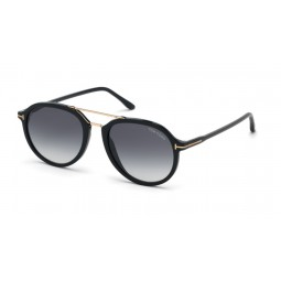 TOM FORD RUPERT TF674 NEGRO/DORADO