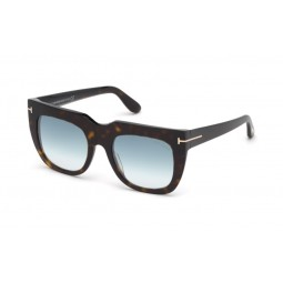 TOM FORD THEA-02 TF687 HAVANA
