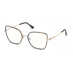 TOM FORD TF 5630-B 052 HAVANA/DORADO
