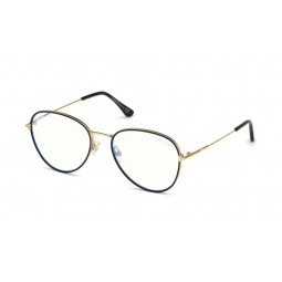 TOM FORD TF 5631-B 001 NEGRO/DORADO