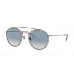RAY-BAN RB 3647N DORADO/MARRÓN