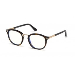 TOM FORD TF 5555-B 052 HAVANA/DORADO