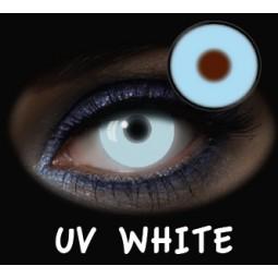 UV WHITE - LENTES CONTACTO FANTASÍA DÍA
