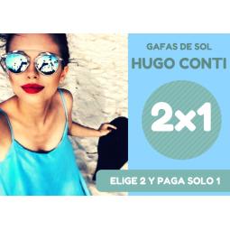 PROMO 2X1 SOL HUGO CONTI