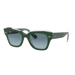 RAY-BAN STATE STREET RB 2186 VERDE