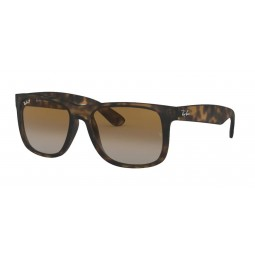 RAY-BAN JUSTIN RB4165 POLARIZADA MARRÓN